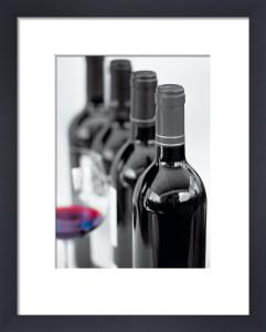 Burgundy by Teo Tarras