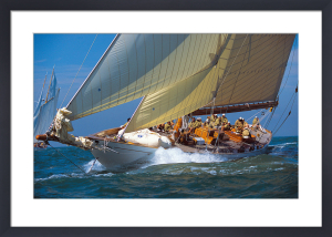 Cowes Regatta II by Ingrid Abery