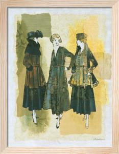 The Women II by Joseph Augustine Grassia