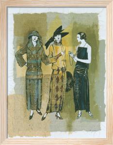 The Women III by Joseph Augustine Grassia