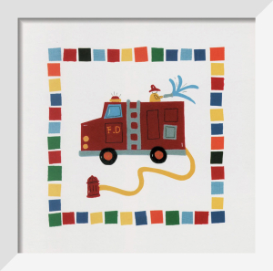 Fire Engine by Sophie Harding