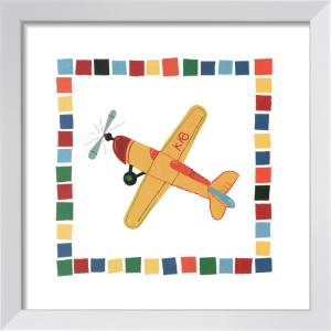 Aeroplane by Sophie Harding
