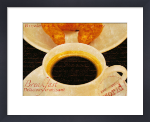 Coffee Morning II by Teo Tarras