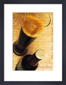 Irish Stout by Teo Tarras