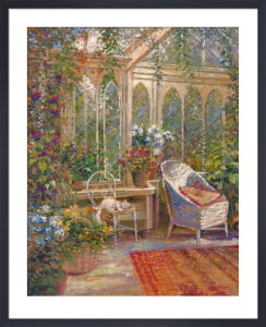 Conservatory I by Longo