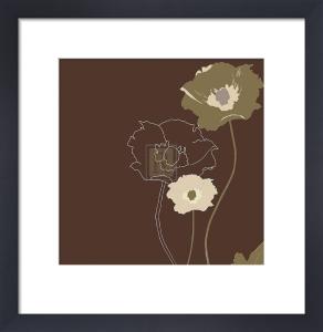 Golden Poppy II by Kate Knight
