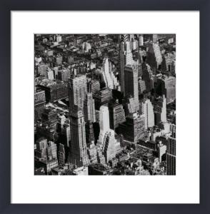 Manhattan Skyline V by Anonymous