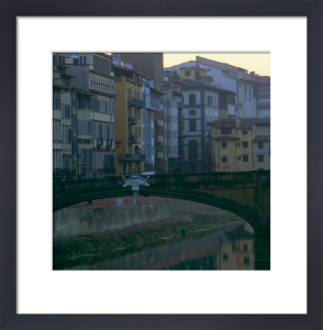 Ponte Vecchio I by Bill Philip