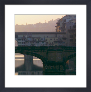 Ponte Vecchio III by Bill Philip