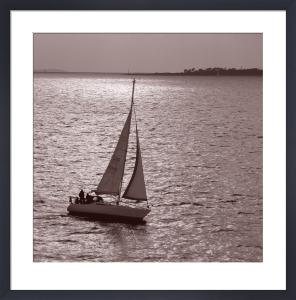 Evening Tide by Bill Philip
