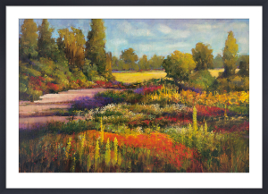 Summer Garden by Patrick