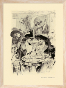 Five O'Clock Tea Rumpelmayer by Anonymous