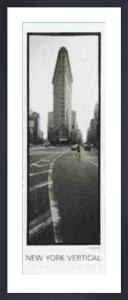 Flatiron Building by Horst Hamann