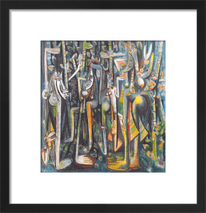 The Jungle, 1943 by Wifredo Lam