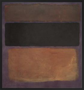 No. 10, 1963 by Mark Rothko