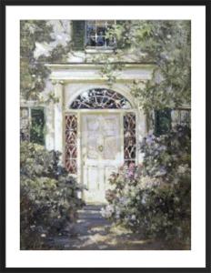 Doorway, 19th Century by Abbott Fuller Graves