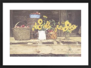 August Still Life by Phillip Philbeck
