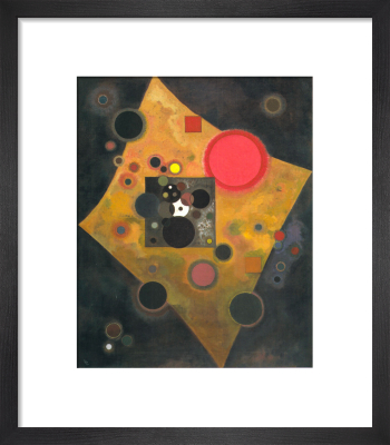 Accent en Rose, 1926 by Wassily Kandinsky