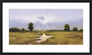 Evening on a Marsh by Peter Sculthorpe