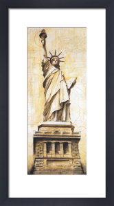 Statue of Liberty by John Douglas