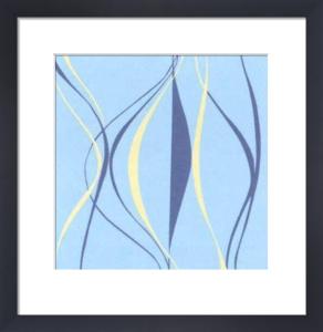 Marine Azure (giclee) by Denise Duplock