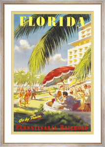 Florida go by train by Anonymous