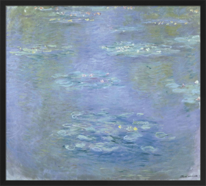 Nympheas, 1903 by Claude Monet
