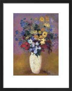 Vase of Flowers, 1914 by Odilon Redon