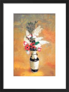 Vase of Flowers, 1912-14 by Odilon Redon
