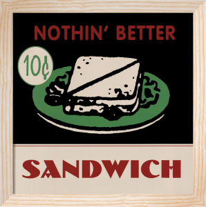 Sandwich by Retro Series