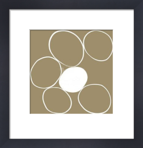 Taupe II (giclee) by Denise Duplock