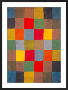New Harmoney (Neue Harmonie), 1936 by Paul Klee