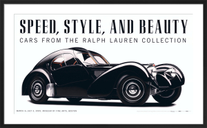 Speed, Style, and Beauty: Cars From the Ralph Lauren Collection by Michael Furman