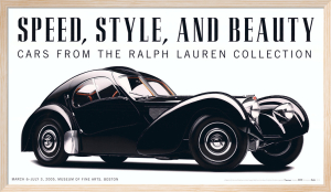 Speed, Style, and Beauty: Cars From the Ralph Lauren Collection by Furman