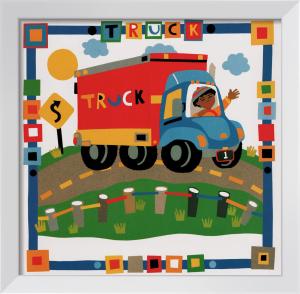 Truck by Cheryl Piperberg