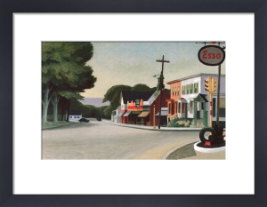 Portrait of Orleans, 1950 by Edward Hopper