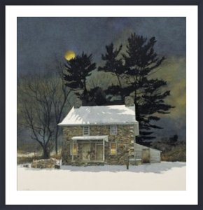 Moon Shadows by Peter Sculthorpe