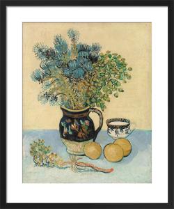 Still Life, 1888 by Vincent Van Gogh