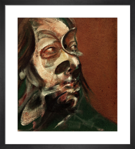 Study of Isabel Rawsthorne 1966 by Francis Bacon