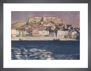 Collioure by Charles Rennie Mackintosh