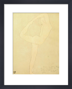 Dance Movement by Auguste Rodin