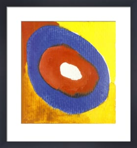 Colour Studie (2) by Wassily Kandinsky
