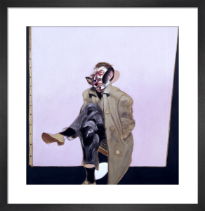 Self Portrait Seated 1970 by Francis Bacon