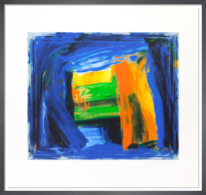 Andrew Allfree, 1994-98 by Sir Howard Hodgkin