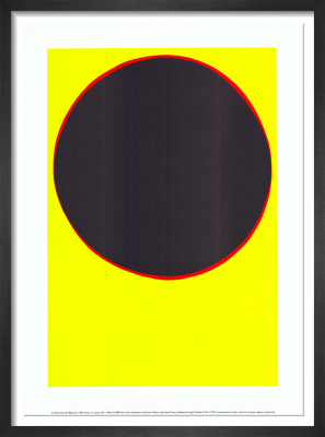 Black Sun, 1978 by Sir Terry Frost RA
