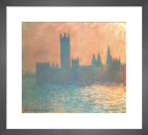 Houses of Parliament, 1903 by Claude Monet