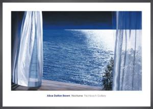 Nocturne by Alice Dalton Brown