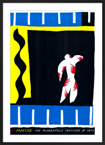 The Clown, from Jazz by Henri Matisse
