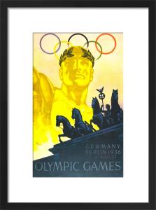 Berlin Olympic Games 1936 by Wurbel