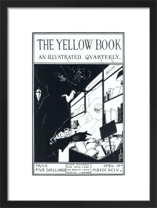 Yellow Book by Aubrey Beardsley